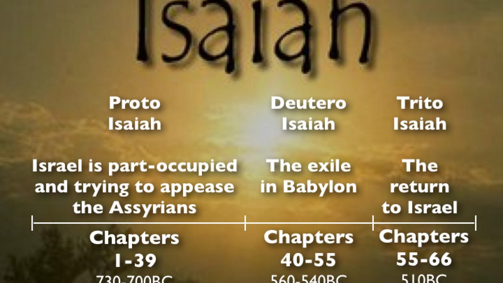 16th November 2014 – Isaiah 38:1-6