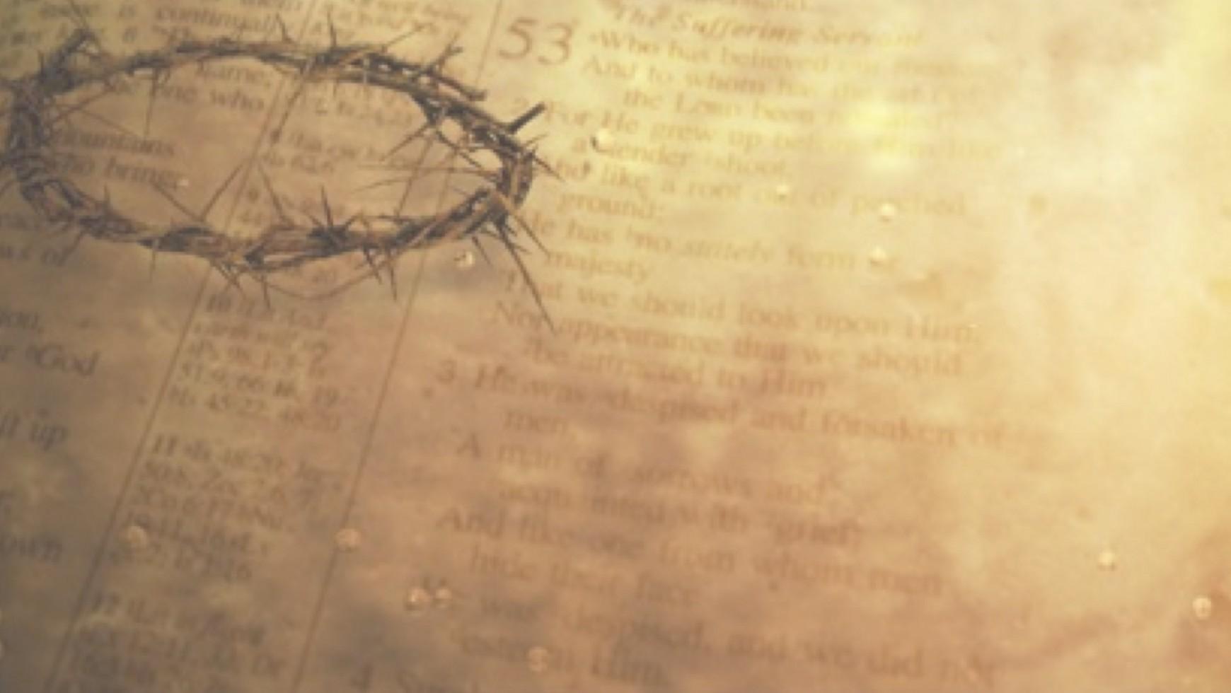 8th February 2015 – Isaiah 52:13-53:12